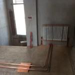 Монтаж отопления радиаторами