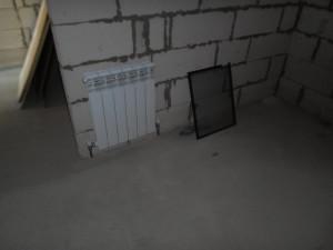 Газовое отопление алюминиевыми радиаторами
