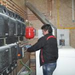 Проектирование газового отопления