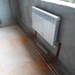 Радиаторное газовое отопление
